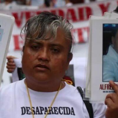 Llegan de todo el país a Veracruz en busca de sus familiares desaparecidos