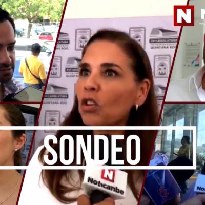 SONDEO | DIVIDE A DIPUTADOS EL COBRO POR CONTENEDORES: Asisten sólo 17 legisladores a reunión con empresarios en Cancún que cuestionan cambio en la Ley de Hacienda