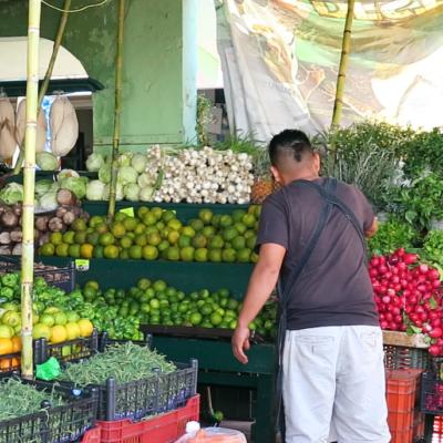 LUGARES EMBLEMÁTICOS | RUMBO A LOS 50 AÑOS DE CANCÚN: Inaugurado en 1978, el Mercado 23 fue el primero y es prácticamente el único que sobrevive como centro de abasto del principal destino turístico de México