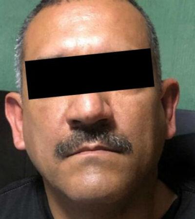 Detienen a 'El Viejón', integrante del CJNG que coordinó el asesinato de israelíes en Plaza Artz