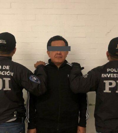 Detienen al operador financiero de Miguel Ángel Mancera; presuntamente malversó más de 480 mdp