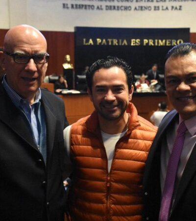 Rompeolas | Espaldarazos de Dante y Clemente Castañeda a 'Chanito' Toledo