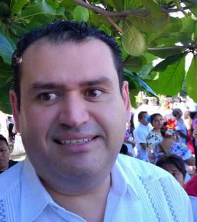 Édgar Gasca, optimista por cambio en dirigencia de Morena