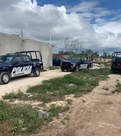 SUMA SOLIDARIDAD 22 EJECUTADOS EN 2020: Matan en domingo a balazos a un hombre en el asentamiento irregular In House de Playa del Carmen