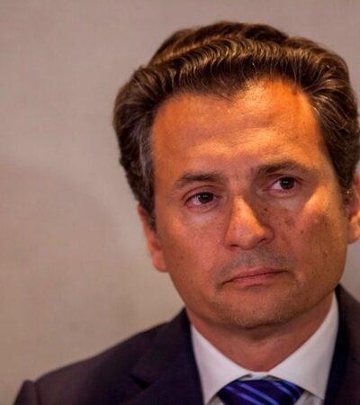 Valida Tribunal inhabilitación de 10 años contra Emilio Lozoya… mientras sigue prófugo