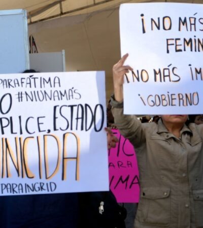 PERSISTE IMPUNIDAD EN LA 4T: Violencia e imposición de la austeridad lesionan los derechos humanos, dice AI