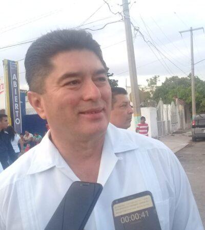 Rompeolas   Félix González se deja sentir en el Congreso del estado y en el Palacio Municipal de Cancún