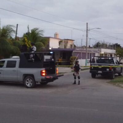 Reporte de granada en Chetumal genera movilización policiaca