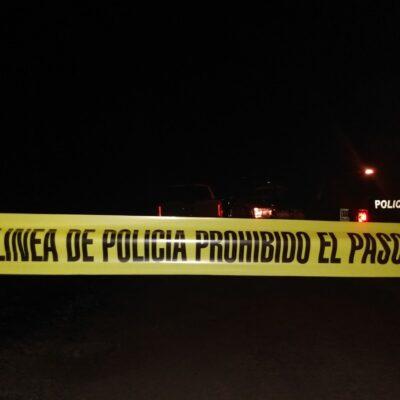 En fallido intento de ejecución, bala perdida lesiona a un menor en zona de invasión en Tulum