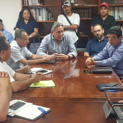 Logran Gobierno y cañeros acuerdo preliminar y se evita bloqueo de carretera federal en el sur de Quintana Roo