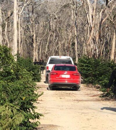 TRES EJECUTADOS EN TULUM: Matan a dos en la carretera hacia Cobá y a uno más en la colonia Marites