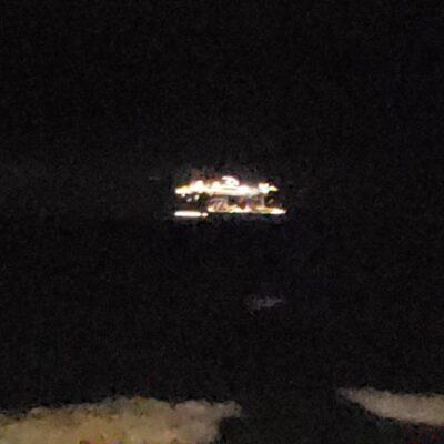 Crucero 'MSC Meraviglia',  bajo vigilancia, permanece sin autorización para atracar en Cozumel