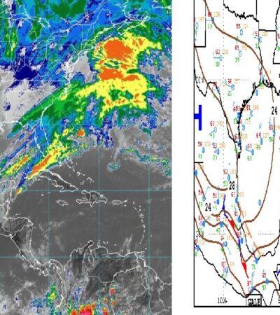 PRONÓSTICO DEL CLIMA: Domingo nublado para Quintana Roo