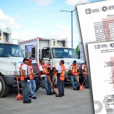 ESPECIAL | LA CONCESIÓN DE LA BASURA, AL DESNUDO: Los contratos para la recolección de desechos en Cancún, un traje a la medida de la empresa 'Intelligencia México', revela documento