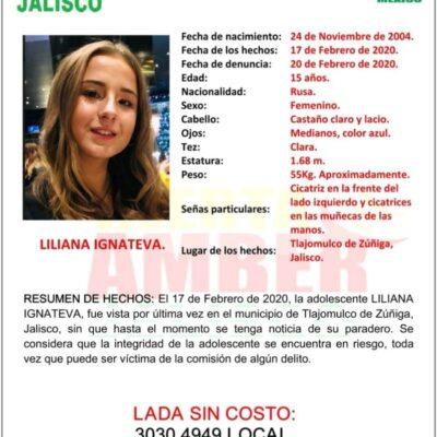 Reportan desaparición de siete jovencitas en Jalisco