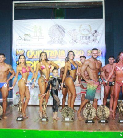 Celebran Mr. Quintana Roo 2020