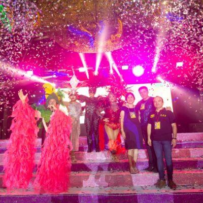 Eligen a los reyes de la diversidad del Carnaval Cozumel 2020 ¡Herencia de nuestra gente!