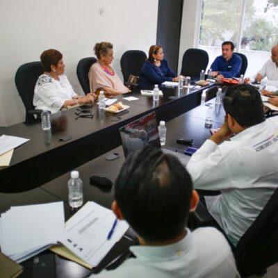 Dan seguimiento a acciones y programas ejecutados con los recursos de Derecho de Saneamiento Ambiental en Cozumel