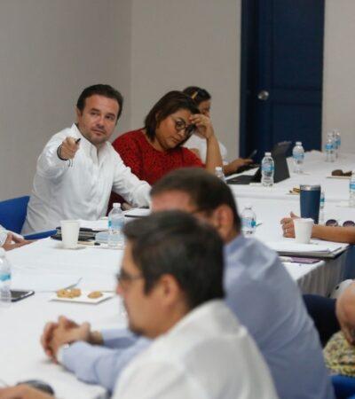 Resalta liderazgo turístico de Cozumel con la suma de esfuerzos de los sectores público, privado y social