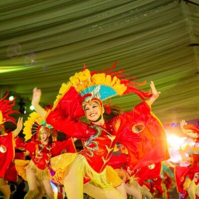 Disfrutan más de 40 mil espectadores de actividades del Carnaval Cozumel 2020 ¡Herencia de nuestra gente!