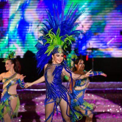 Disfrutan más de 4 mil personas del concierto de Chico Ché Chico en el Carnaval Cozumel 2020