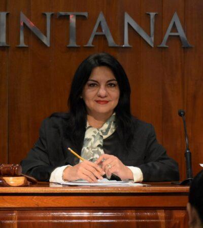 En breve lanzará Teqroo convocatoria para elegir a nuevo presidente, afirma Nora Cerón