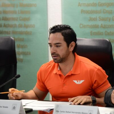Modificación del Artículo 135 de la Ley de Hacienda de BJ será de urgente resolución, afirma José Luis Toledo
