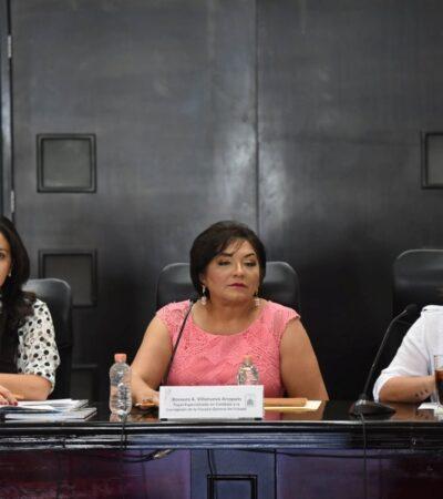 Pide fiscal Anticorrupción que diputados modifiquen Código Penal de QR para aumentar pena por delitos de corrupción