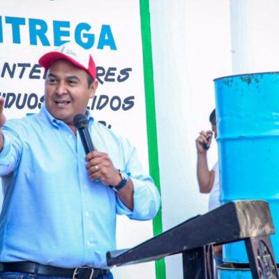 Reprueba Juan Carrillo actos cometidos contra persona con discapacidad en Isla Mujeres