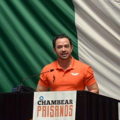 Insistirá José Luis 'Chanito' Toledo en investigación para que no quede impune la exención de impuesto a casinos y el cobro de contenedores 'inteligentes' en Cancún