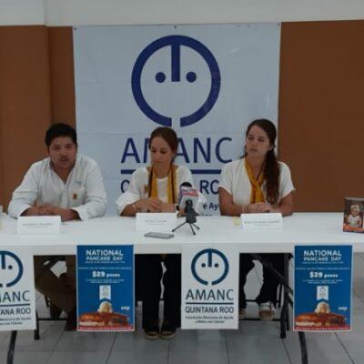 Se suma cadena restaurantera a la lucha contra el cáncer infantil en Playa del Carmen