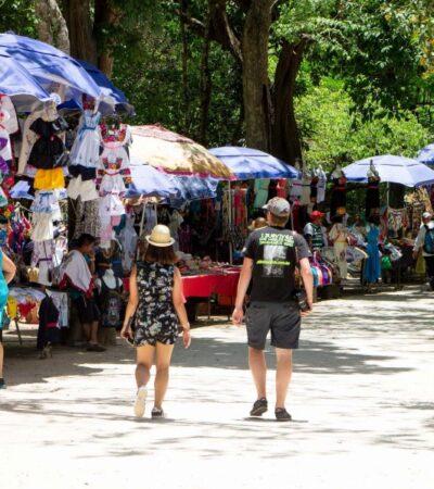 Lamenta AMAV incumplimiento del gobierno de Yucatán de reubicar a vendedores dentro de la zona arqueológica de Chichén Itzá