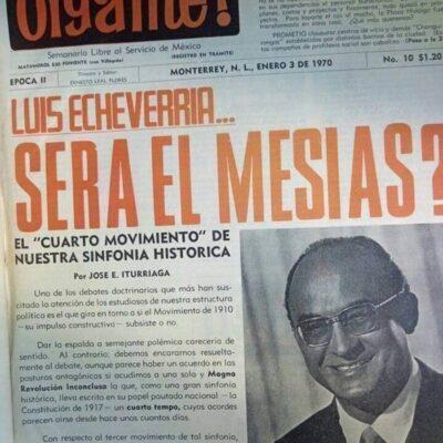El viajero del pasado: AMLO | Por Gilberto Avilez Tax
