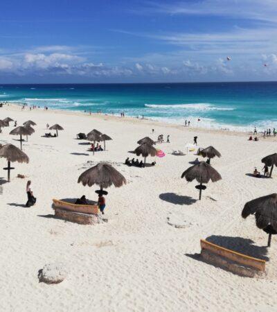 Incrementa arribo de turismo de alto poder adquisitivo al Caribe Mexicano