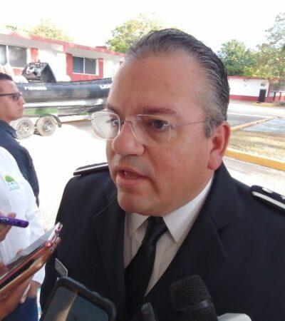 VE CAPELLA EN CRÍTICAS INTENTOS POR MOVER EL TAPETE: Intereses políticos pretenden desarticular el esquema de Mando Único en QR, dice secretario de Seguridad