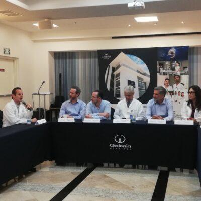 Prevén crecimiento del 10% de turismo médico en Cancún gracias a nuevas tecnologías