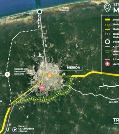 Realizarán nuevo foro de consulta para estación subterránea del Tren Maya en Mérida