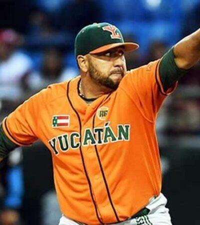 Anuncian la llegada de Jonathan Castellanos a Tigres de Quintana Roo