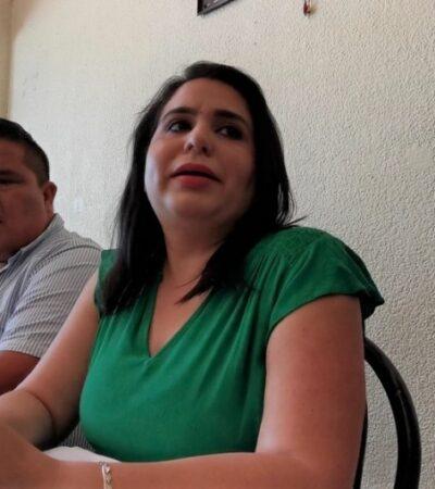 Es prioritario reforzar acciones del Mando Único y sumar esfuerzos con la Guardia Nacional en QR, afirma Mayuli Martínez