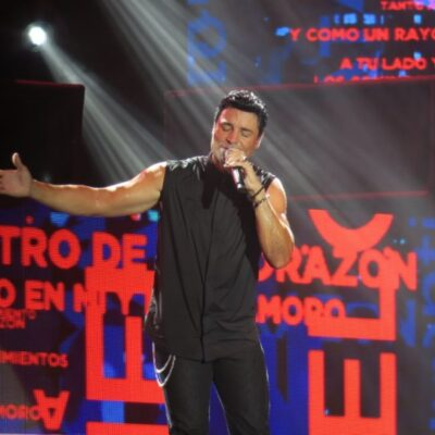 CHAYANNE ENCIENDE EL CARNAVAL DE COZUMEL: Disfrutan miles de turistas y locales el concierto del puertorriqueño en el último día de fiesta en la isla