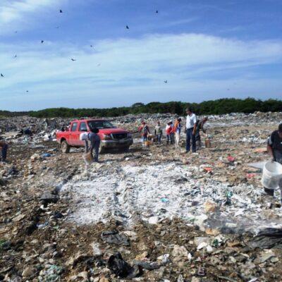 Procederán legalmente contra funcionarios municipales por incumplir con saneamiento del basurero de Chetumal