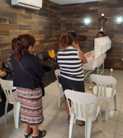 Responsabilizan al padre de una menor por su muerte tras ingerir ácido muriático en Cancún