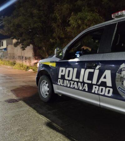 Culmina sin éxito operativo para buscar cuerpo y armas tras ataque en Puerto Juárez