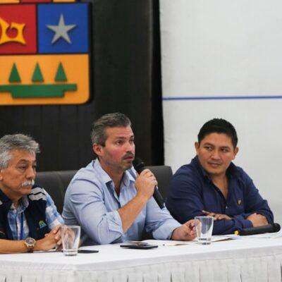 Se reúnen autoridades de Salud en Cozumel para hablar sobre el Coronavirus