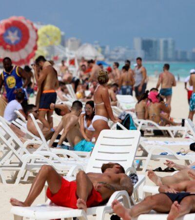 """Esperan arribo de 20 mil """"springbreakers"""" este año en Cancún"""