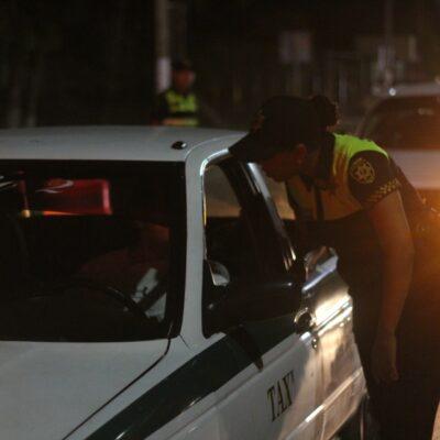 Se llevan al 'Torito' a 93 conductores por dar positivo al alcoholímetro en Cancún