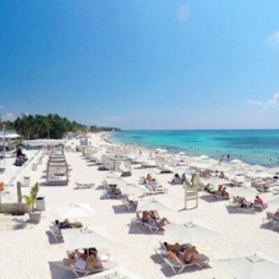 Expulsión de bañistas de playa Mamitas podría costarle la concesión al club, afirma titular federal de Zofemat