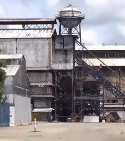 Ingenio San Rafael de Pucté paraliza molienda de caña de azúcar afectando a más de 10 mil familias del sur de QR