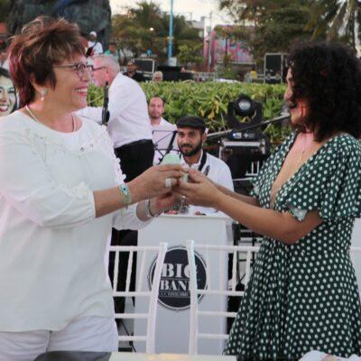 ¡HABRÁ BODA EN PLAYA!: Alcaldesa Laura Beristain anuncia su intención de casarse con su pareja Karla Robles durante ceremonia de bodas colectivas en Playa del Carmen