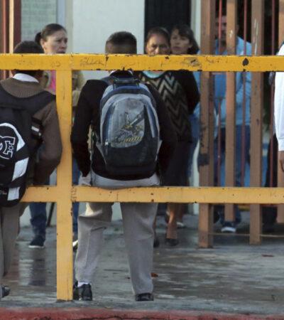 Anuncia AMLO eliminación de 'puentes' por días festivos a partir del próximo ciclo escolar
